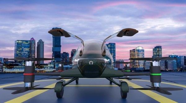 Ấn Độ sẽ ra mắt loại ô tô bay đầu tiên vào tháng 10