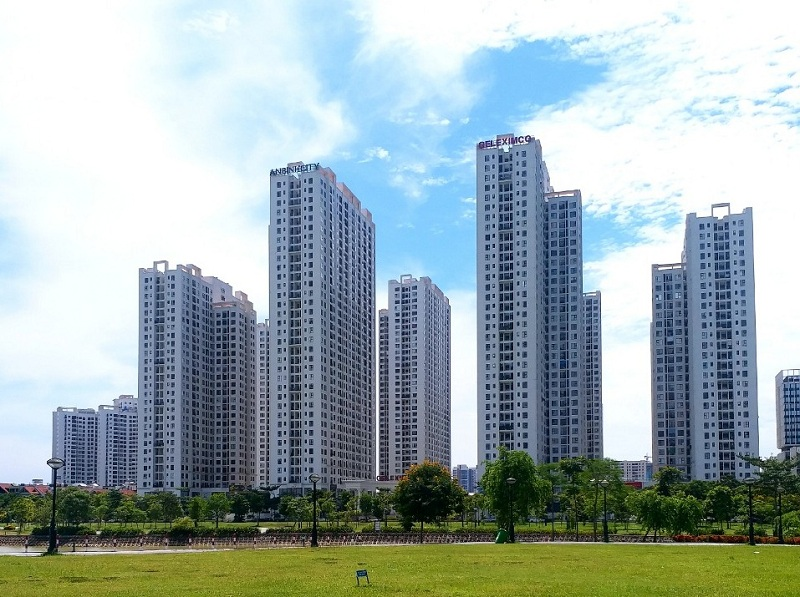 Hà Nội có thêm trên 7,2 triệu m2 sàn nhà ở