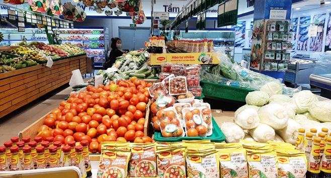 Đà Nẵng cũng đảm bảo nguồn cung hàng hóa dồi dào