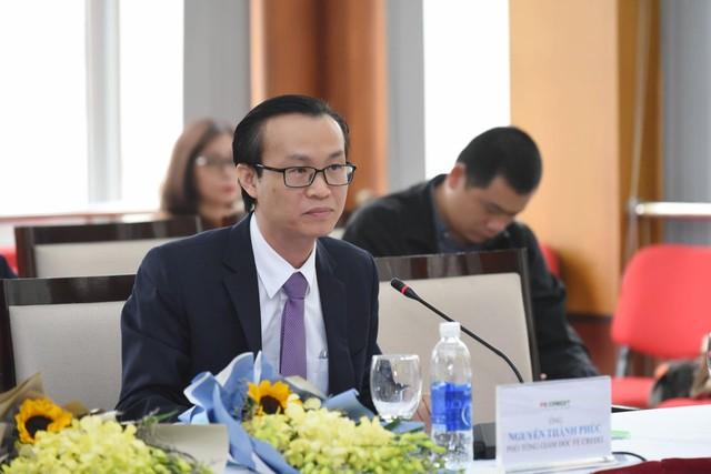 Ông Nguyễn Thành Phúc, Phó Tổng giám đốc FE CREDIT.