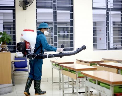 Việc cho học sinh nghỉ học sớm là cần thiết trong bối cảnh dịch bệnh đã có trong cộng đồng (ảnh minh họa - nguồn internet).