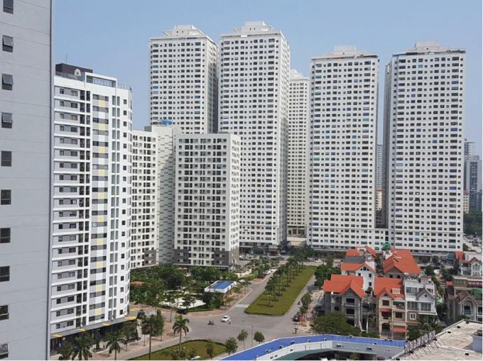 Thị trường nhà ở Hà Nội trong 2021 có nhiều điểm tích cực.