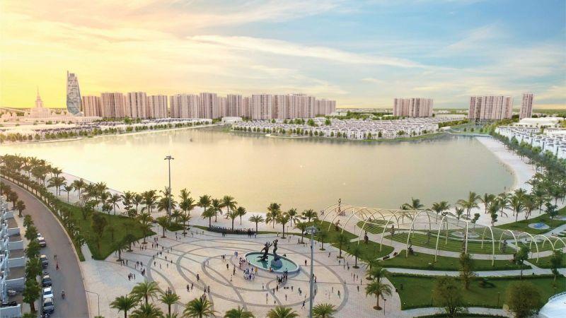 Nguồn cung căn hộ chủ yếu đến từ các dự án Vinhomes Ocean Park và Ecopark.