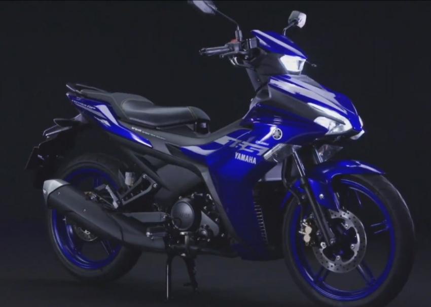 Yamaha Exciter 155cc chính thức ra mắt tại Việt Nam, giá bán từ 46,99 triệu đồng