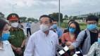 Hà Nội sẽ hỗ trợ các bác sỹ BV Bệnh Nhiệt đới Trung ương có điều kiện chống dịch tốt nhất