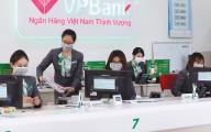 VPBank chốt danh sách trả cổ tức và cổ phiếu thưởng tỷ lệ 80%