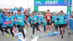 """550 vận động viên tranh tài Giải chạy """"Gieo mầm thịnh vượng"""""""