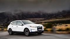 Mẫu SUV điện BMW iX 2022 được ra mắt tại châu Âu vào cuối năm nay