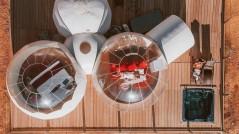 Khách sạn bong bóng giữa sa mạc, giá cao nhất gần 7 triệu đồng mỗi đêm