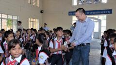 Quỹ sữa Vươn cao Việt Nam 2021 của Vinamilk sẽ có thêm 31.000 ly sữa từ sự tham gia của cộng đồng