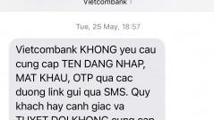 Hãy nâng cao cảnh giác để không là nạn nhân của hình thức lừa đảo mạo danh các TCTC ngân hàng