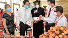 Vải thiều Bắc Giang: Cơ hội khẳng định thương hiệu khi xuất khẩu