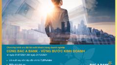 BAC A BANK đồng hành cùng doanh nghiệp vững bước kinh doanh