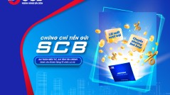 SCB phát hành chứng chỉ tiền gửi mới cho khách hàng doanh nghiệp