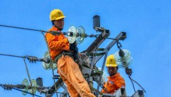 Công suất tiêu thụ điện toàn quốc tiếp tục lập đỉnh mới