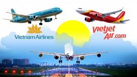 Bức tranh tương phản: Nhìn từ ngành hàng không Việt Nam