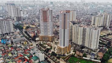 """Giá bất động sản 2021 tiếp tục """"tăng nhiệt"""""""