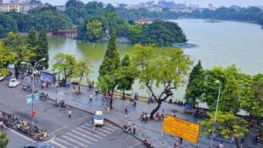 Hà Nội tổ chức phố đi bộ từ ngày 31/12 phục vụ nhân dân đón Tết Dương lịch