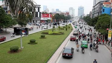 Hà Nội đặt tên, điều chỉnh độ dài 30 đường, phố