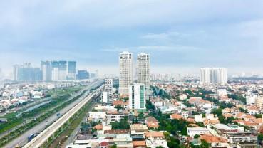 Thị trường bất động sản đã qua giai đoạn xấu, bước vào thời điểm rực rỡ