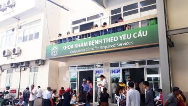 Bộ Y tế yêu cầu BV Bạch Mai không tăng giá dịch vụ khám, chữa bệnh