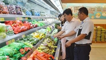 Hà Nội lập đoàn khảo sát tình hình thi hành pháp luật về an toàn vệ sinh thực phẩm