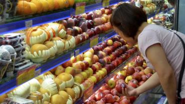 Trước tháng 6, Hà Nội có 60% cửa hàng mới mở được cấp biển nhận diện