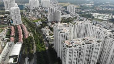 TP.HCM: Nguồn cung nhà cao tầng dần lấn át nhà ở thấp tầng