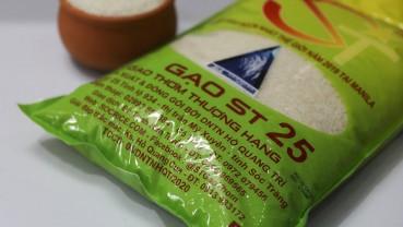 Bộ Công Thương lên tiếng vụ gạo ST 25 bị đăng ký nhãn hiệu tại Úc