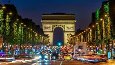 Điểm danh những đại lộ vàng hút hồn du khách thế giới