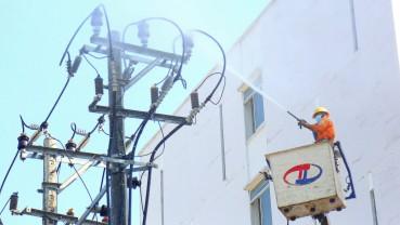 EVNCPC: Giảm 352 tỷ đồng tiền điện đợt 3 cho khách hàng bị ảnh hưởng bởi dịch Covid-19