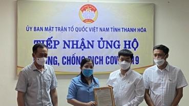 Sun Group ủng hộ Thanh Hóa 10 tỷ đồng phòng, chống dịch Covid-19