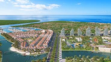 Sông Đơ sẽ hồi sinh mạnh mẽ với dự án đô thị sinh thái của Sun Group