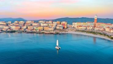 """""""Thị trấn Địa Trung Hải"""" Nam Phú Quốc hé lộ bất ngờ lớn chờ đón du khách ngày trở lại"""