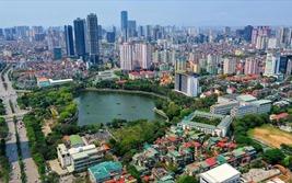 Năm 2025, tỷ lệ đô thị hóa của Hà Nội sẽ đạt trên 60%