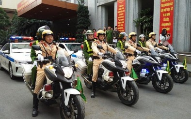 CATP Hà Nội mở đợt cao điểm đấu tranh với tội phạm liên quan đến pháo nổ và cấp CCCD