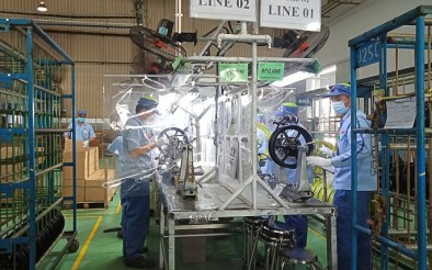 Hà Nội: Xuất khẩu hàng hóa đạt 5,890 tỷ USD trong 5 tháng đầu năm
