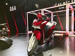 Bảng giá xe máy Honda tháng 1/2021 cập nhật mới