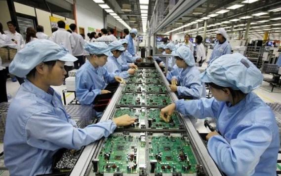 Hà Nội: Chỉ số sản xuất công nghiệp tháng 5 tăng 1,8%