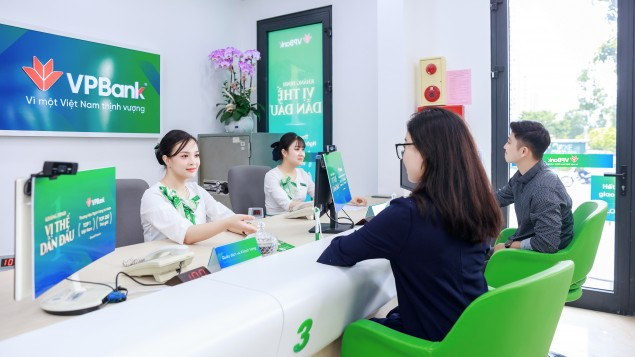VPBank tiếp tục cải thiện mạnh mẽ chỉ tiêu tài chính nửa đầu năm 2021