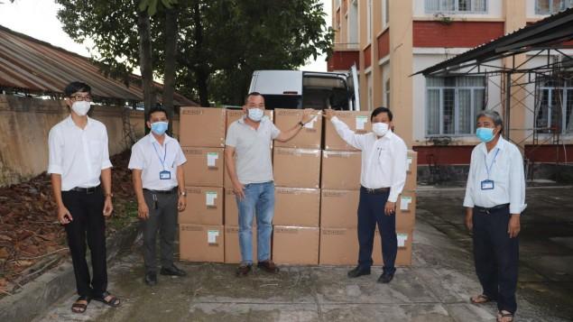 Sun Group khẩn cấp hỗ trợ trang thiết bị y tế cho bệnh viện dã chiến Tây Ninh