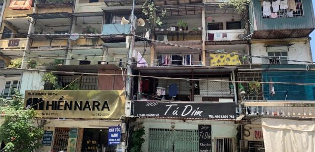 Cải tạo chung cư cũ: Làm thế nào để vẹn cả đôi đường?